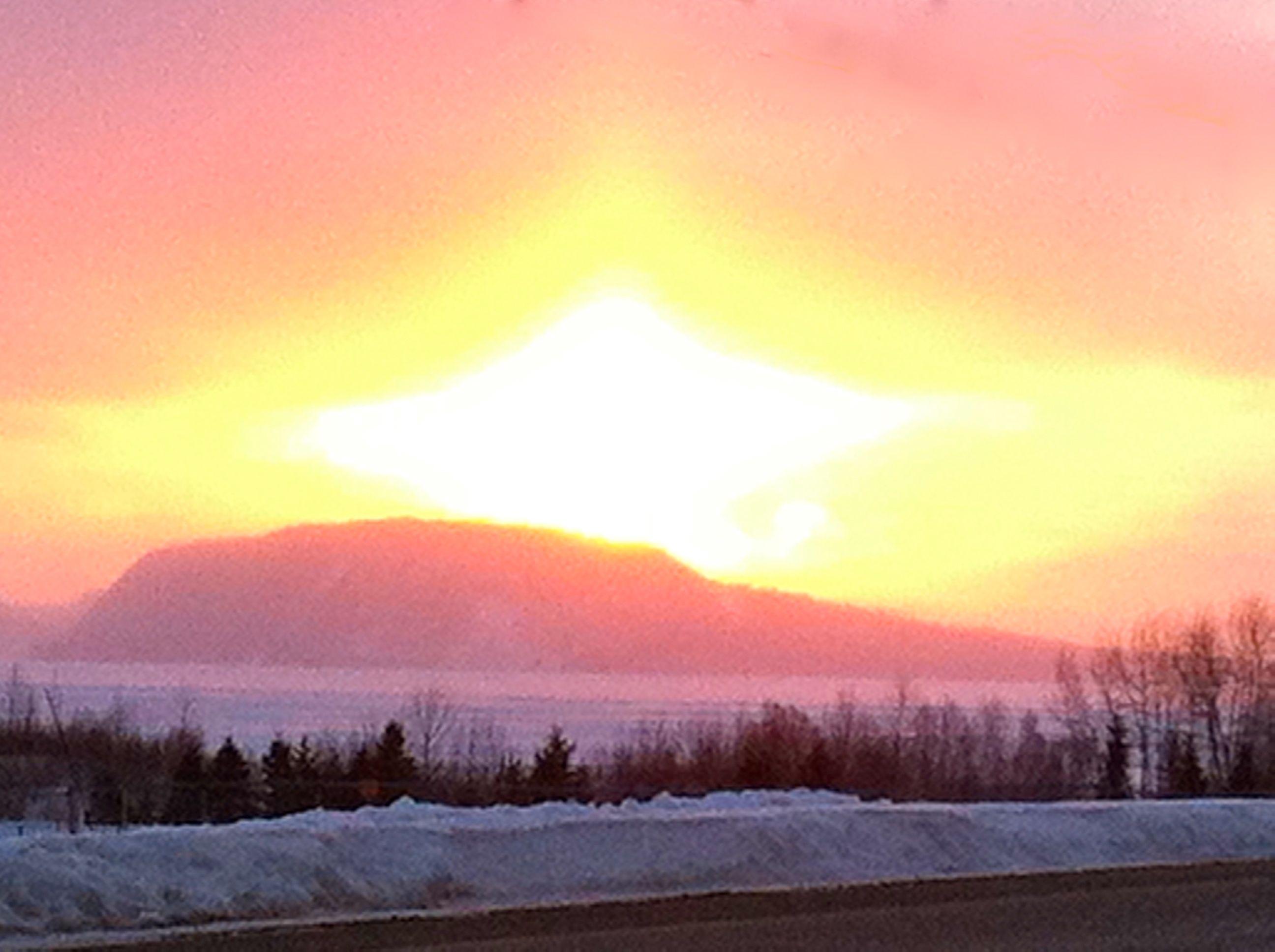 2013 02 28 sunrise in red rock