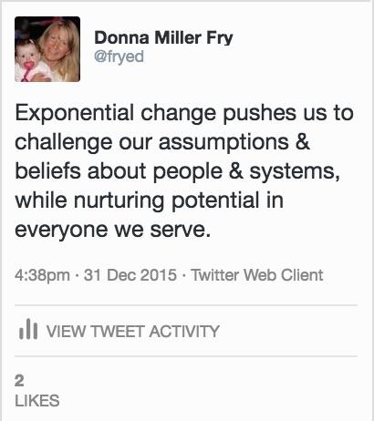Tweet for 2015