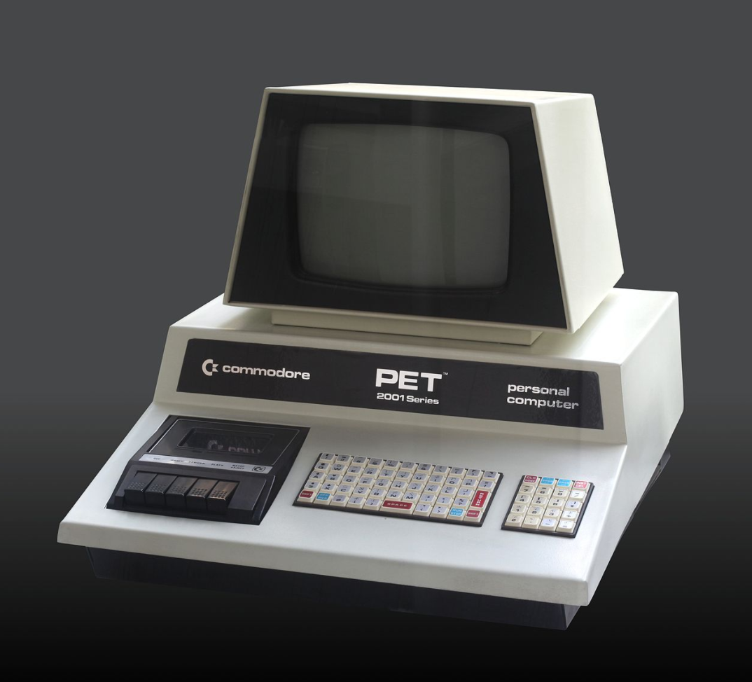 PET personal computer