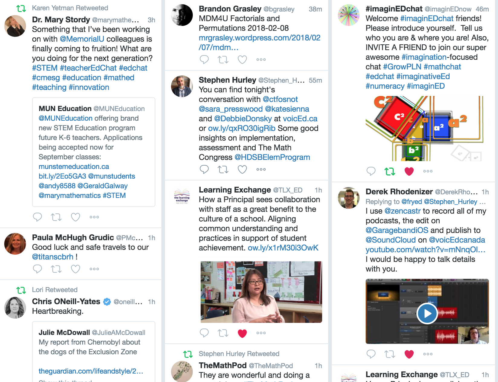 A Decade of Connecting – 10 Years on Twitter With My #PLN